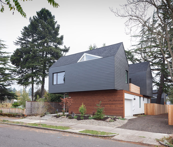 Works partnership architecture 800 ne 53rd ave a Modern house portland