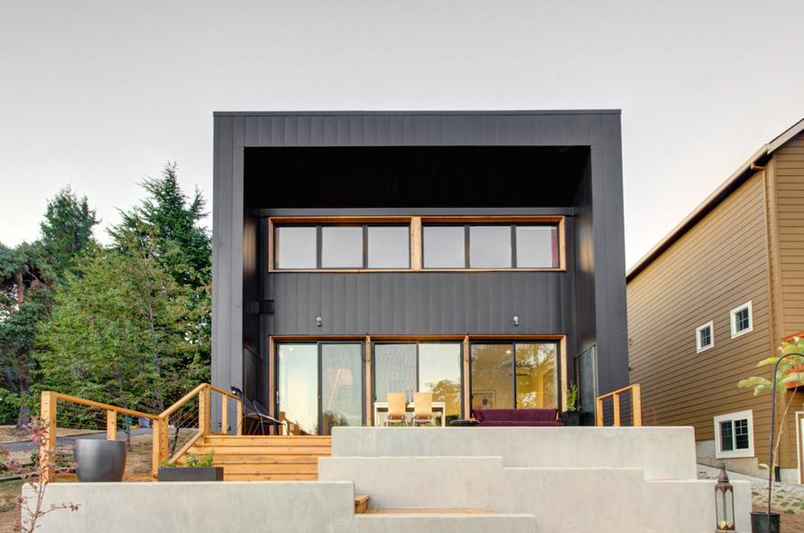 Departure Design 460 Sw Primrose Portland Modern Home Tour